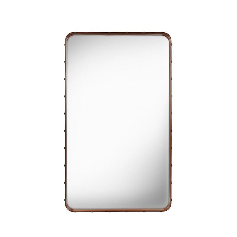 Miroir adnet rectangulaire 115 x70 miroir gubi for Miroir 140 x 70