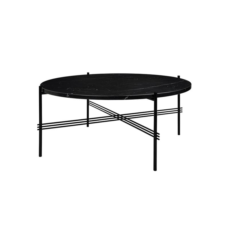 Table basse Gubi TS TABLE Ø 80