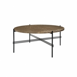 Table basse TS TABLE Ø 80 GUBI