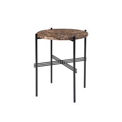 Table d'appoint guéridon TS TABLE Ø 40 GUBI