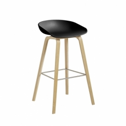 Tabouret haut ABOUT A STOOL AAS 32 H74 HAY