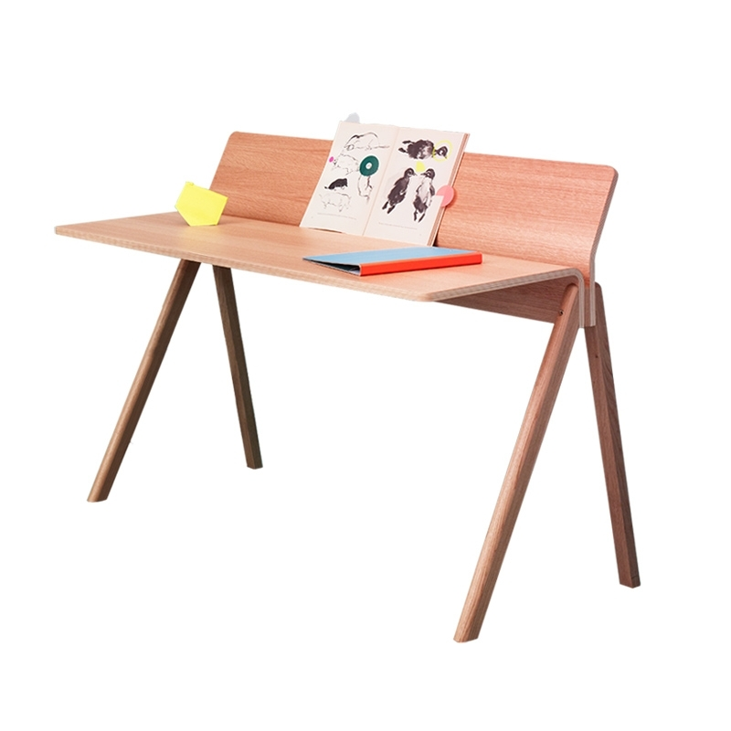 COPENHAGUE PLYWOOD DESK 190