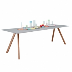 Table COPENHAGUE TABLE 30 L250 HAY
