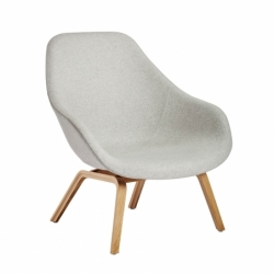 Fauteuil ABOUT A LOUNGE CHAIR AAL 93 HAY