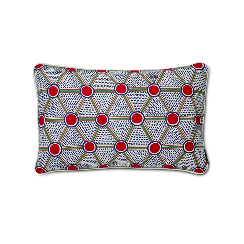 Coussin Hay Coussin PRINTED 57x35 Cells