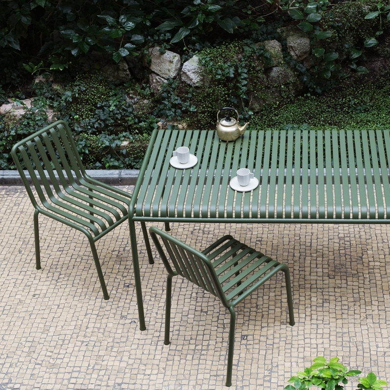 Table PALISSADE 160x80