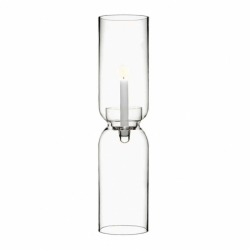 Photophore, bougeoir et bougie Bougeoir LANTERN IITTALA