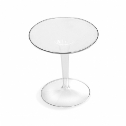 Table d'appoint guéridon Kartell TIP TOP