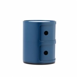 Meuble de rangement Kartell COMPONIBILI 2 tiroirs