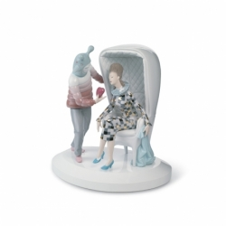 THE LOVE EXPLOSION LLADRO