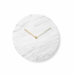 Horloge Horloge murale Marbre MENU