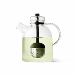 Café & Thé Théière KETTLE MENU avec boule à thé MENU
