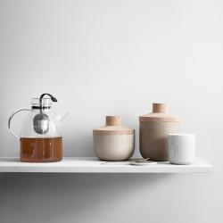 Café & Thé Menu Théière KETTLE MENU avec boule à thé