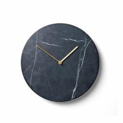 Horloge Menu Horloge murale Marbre