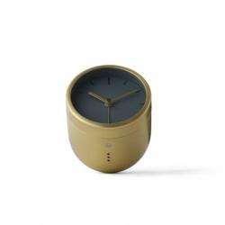 Horloge Menu Réveil NORM TUMBLER laiton