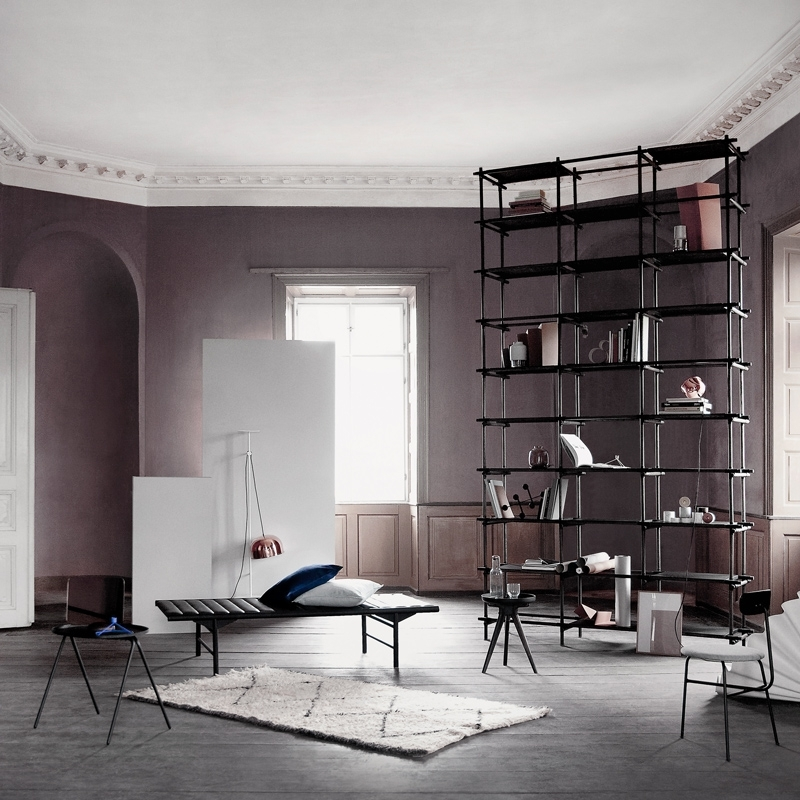ALIGN DAYBED Cuir