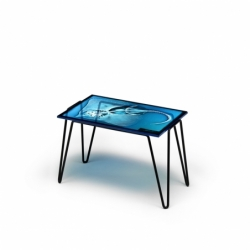 Table d'appoint guéridon DIESEL X RAYDIO  1 RAZZA DIESEL WITH MOROSO