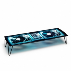 Table basse DIESEL X RAYDIO 2 DISC DIESEL WITH MOROSO