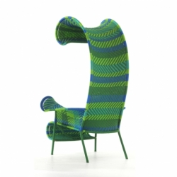 Fauteuil Moroso M'AFRIQUE - SHADOWY