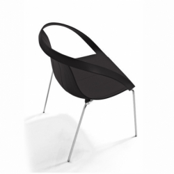 Petit Fauteuil Moroso IMPOSSIBLE WOOD