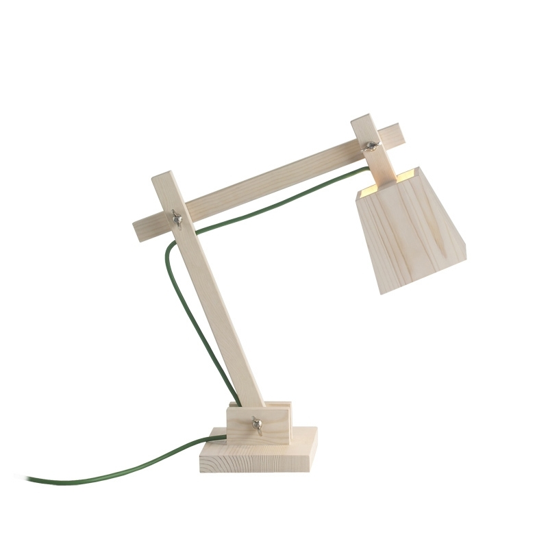 Lampe à poser Muuto WOOD LAMP
