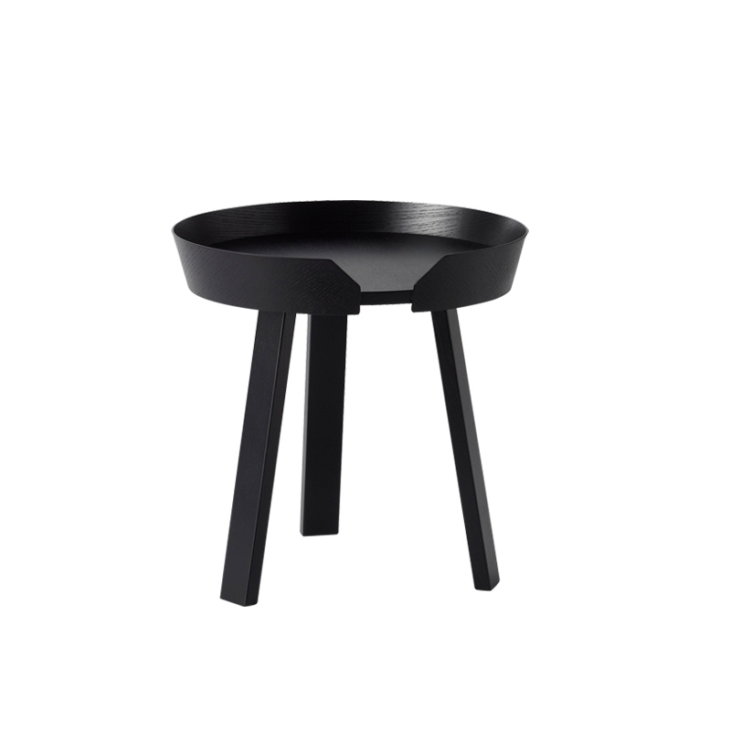 Table d'appoint guéridon Muuto AROUND S