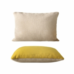Coussin Coussin MINGLE Coda/ Steelcut 40x60 MUUTO