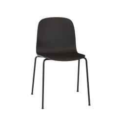 Chaise VISU 4 pieds acier MUUTO