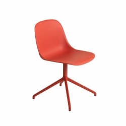 Chaise FIBER CHAIR pied central MUUTO