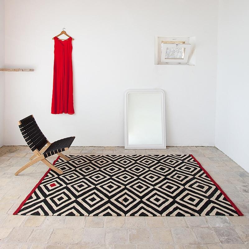 tapis kilim melange pattern 1 170x240 - Tapis Kilim