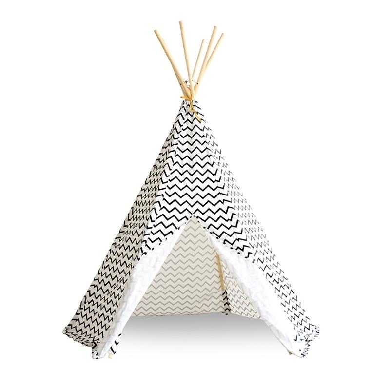 Jouet & accessoires Nobodinoz Tipi ARIZONA zigzag