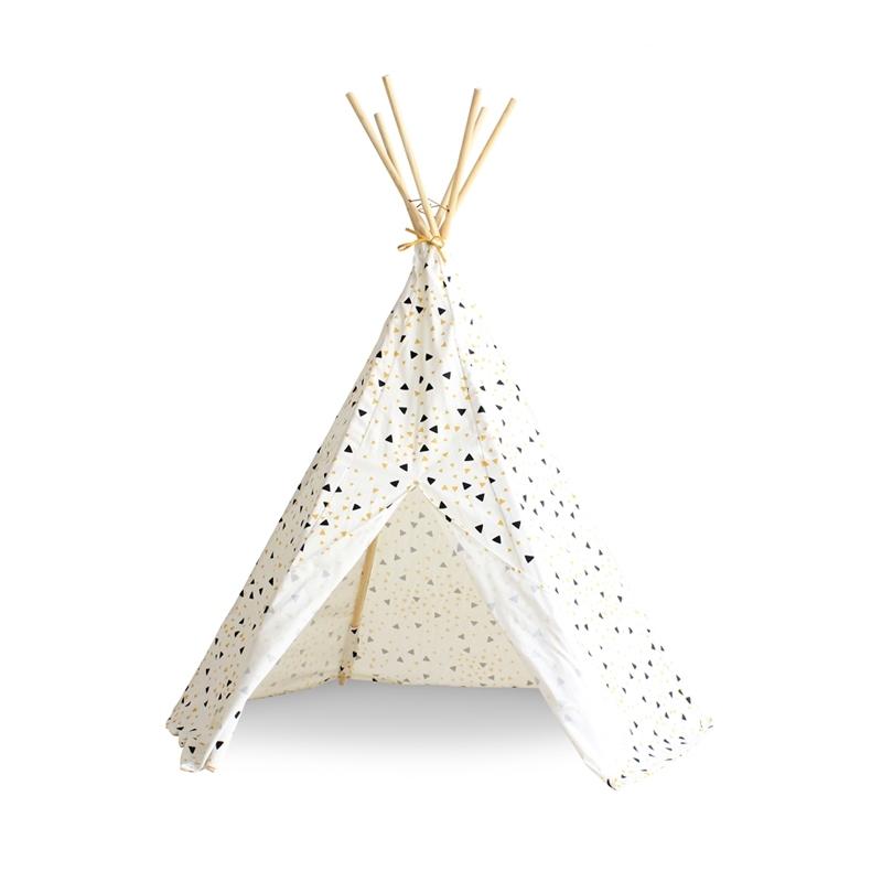 Jouet & accessoires Nobodinoz Tipi ARIZONA triangles
