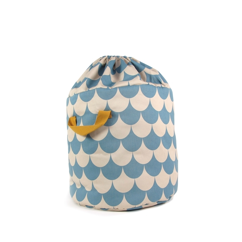rangement panier jouets baobab 35 cailles nobodinoz. Black Bedroom Furniture Sets. Home Design Ideas