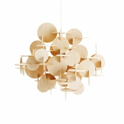 Lampe Suspension BAU Large Normann Copenhagen