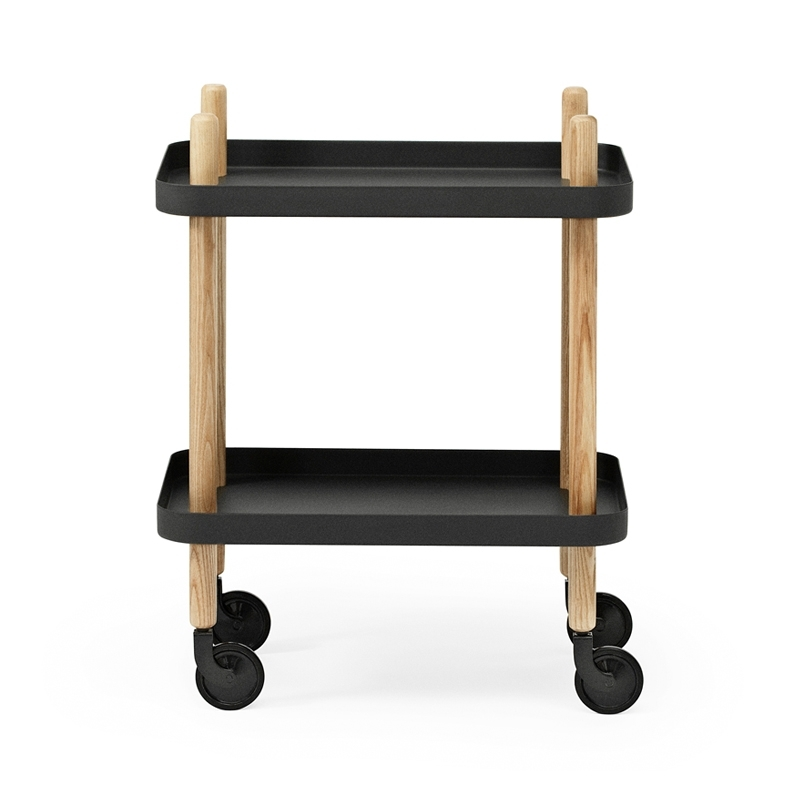 Table roulante Normann copenhagen BLOCK TABLE