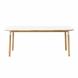 Table Normann copenhagen FORM TABLE 200 x 95