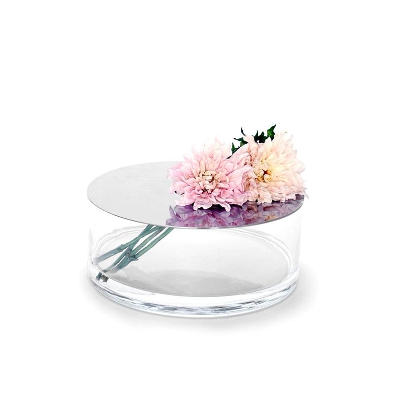 Vase Petite friture Vase NARCISO Piatto