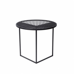 Table d'appoint guéridon ISO-A Ronde PETITE FRITURE