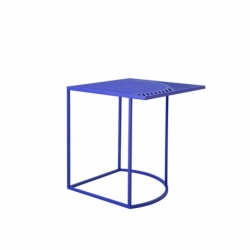 Table d'appoint guéridon ISO-B Carrée PETITE FRITURE
