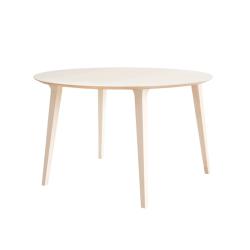 Table LAU ronde STUA