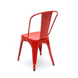 Chaise Tolix A pour extérieur