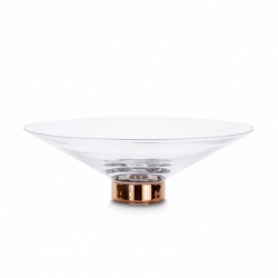 Centre de table Coupe TANK DECORATIVE TOM DIXON