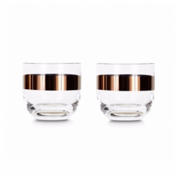 Set de 2 verres à whisky TANK TOM DIXON