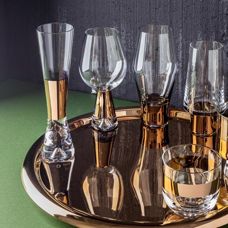 Set de 2 verres à whisky TANK