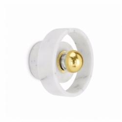 Suspension Tom dixon MEGAMAN LED Ampoule E27 dorée