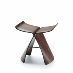 Tabouret BUTTERFLY STOOL VITRA