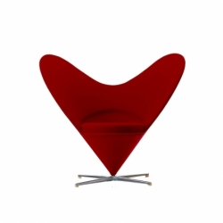 Fauteuil HEART CONE CHAIR VITRA
