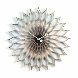 Horloge SUNFLOWER CLOCK VITRA