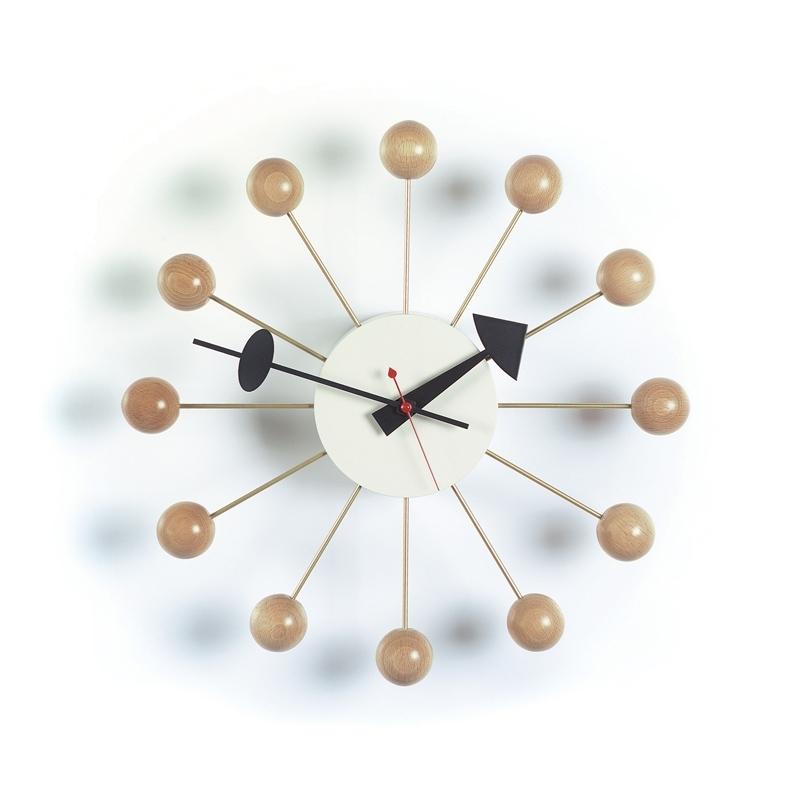 Horloge Vitra Horloge BALL CLOCK