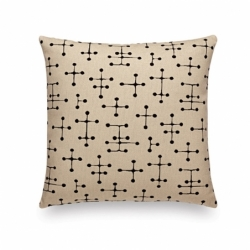 Coussin MAHARAM SMALL DOT PATTERN DOCUMENT VITRA